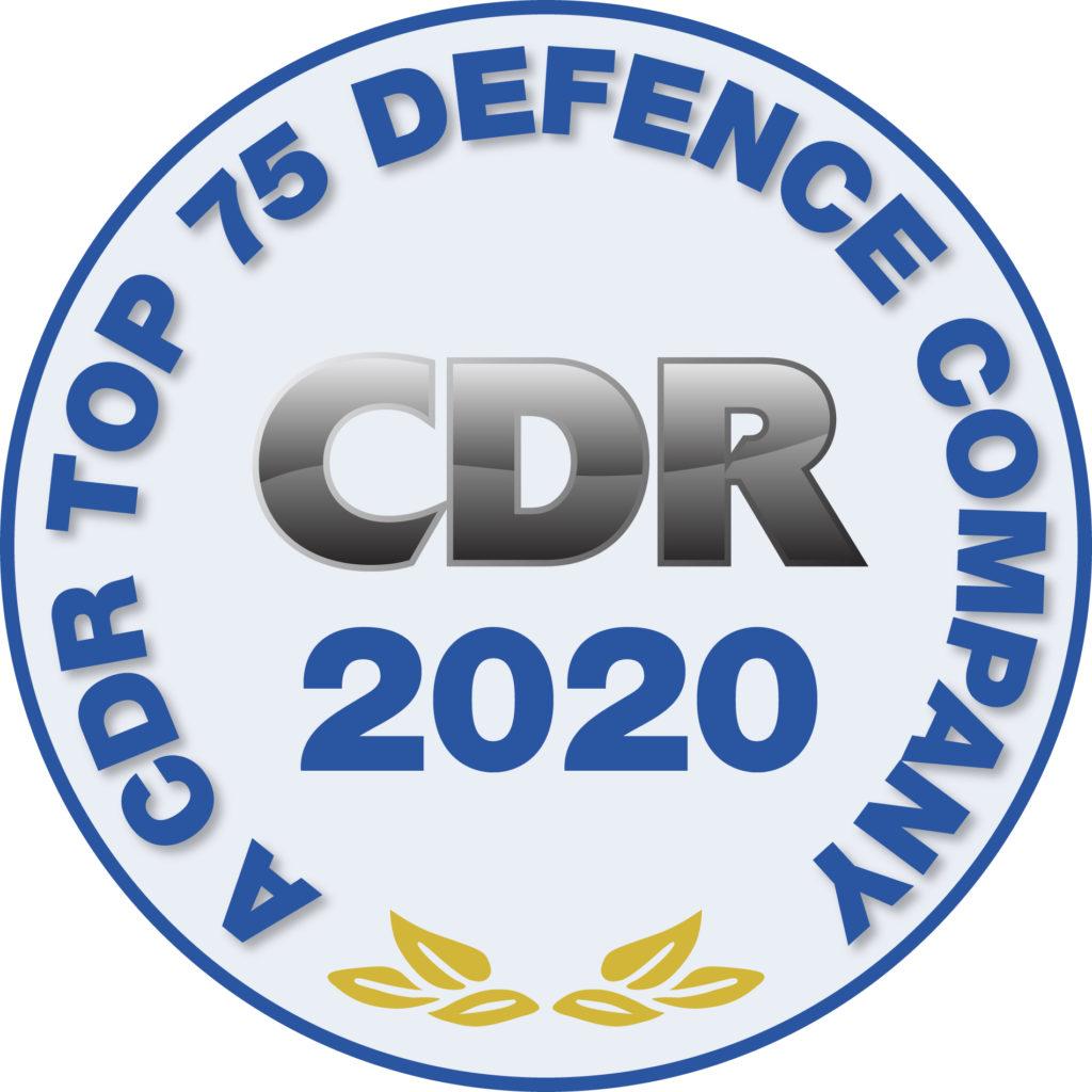 CDR Top 75 seal