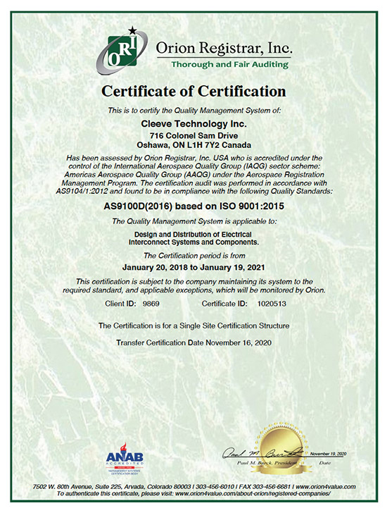 AS9100D-certificate-Orion